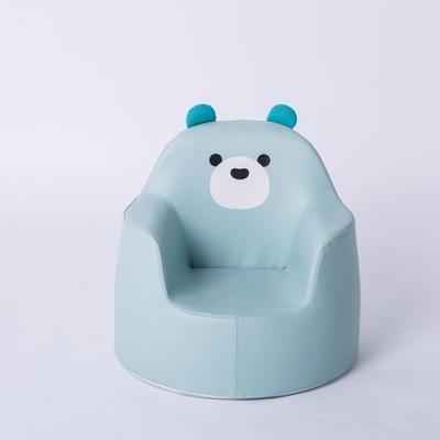 2020新款Bear 新款小熊沙发三色 55*50*60cm 蓝色