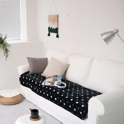 2020新款暖绒沙发垫 50*50cm 星星
