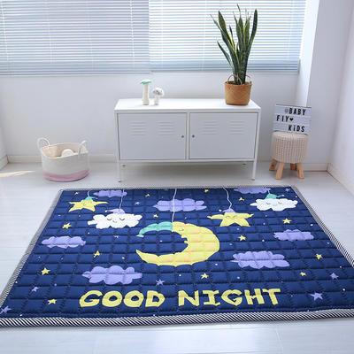 (总)飞达地垫 韩国儿童棉地垫常规厚度-长方形 1.5m*2.0m(正负5cm工差) 催眠曲