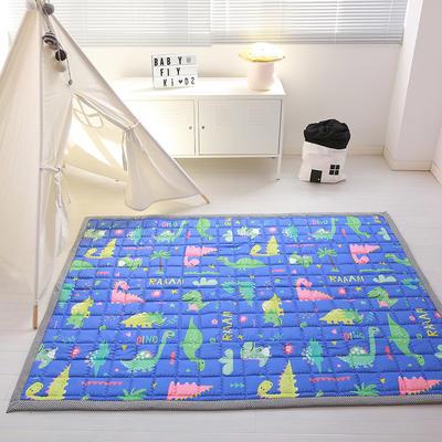 (总)飞达地垫 韩国儿童棉地垫常规厚度-长方形 1.5m*2.0m(正负5cm工差) 恐龙王国