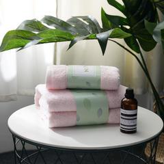 毛巾*2(36*74cm)+礼盒包装 粉色