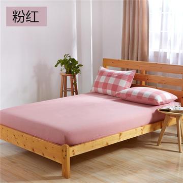 吉家(总) 全棉色织水洗棉床笠 床单