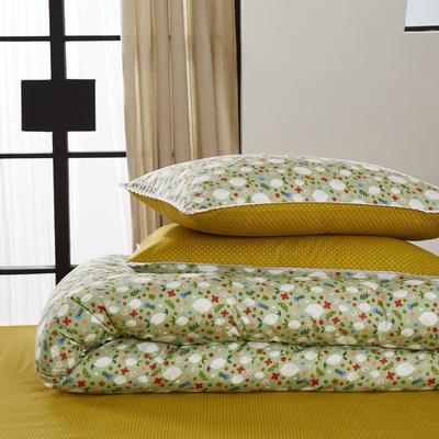 2020新款-全棉印花四件套 1.5m床单款四件套 多檬