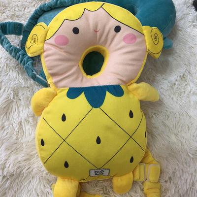 2020新款儿童防摔背包/个 毛绒玩具 菠萝