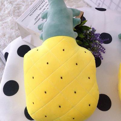2020新款抱枕小号系列/只 毛绒玩具抱枕靠枕 约35cm 菠萝40cm