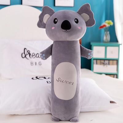 2020新款毛绒玩具治愈系动物抱枕-动物园五宝系列 90cm 考拉