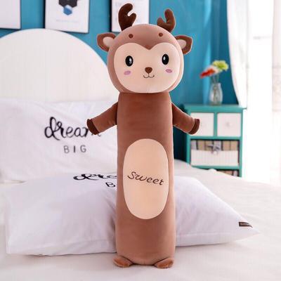2020新款毛绒玩具治愈系动物抱枕-动物园五宝系列 90cm 小鹿