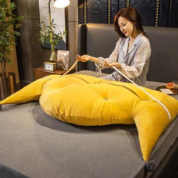 2020新款珍珠棉可拆卸靠背床靠垫靠垫床靠背-简爱系列