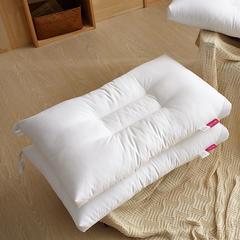 圣艺莱2018年枕芯 羽丝绒枕-水洗枕-白色 白色
