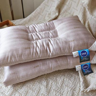 圣艺莱2018年枕芯 羽丝绒-水洗枕 -001 巧克力色