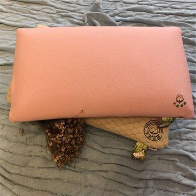 圣艺莱2018年枕芯乳胶枕-天然彩棉乳胶枕 48*74