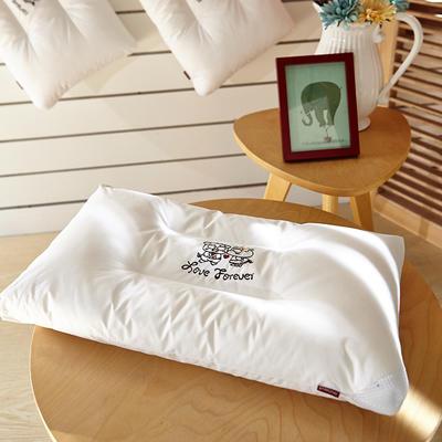 儿童水洗枕 35*60cm/只绣猪
