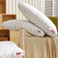 圣艺莱 羽丝绒枕-015 48*74cm/只