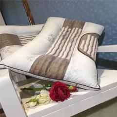 徐大大家纺枕芯系列负离子枕实拍 负离子枕一个