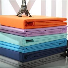 恩和家纺 纯色单品床单 13372面料 140cmx230cm 本白