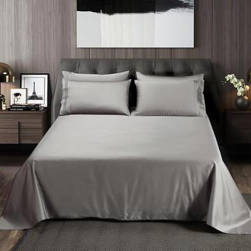 床单 长绒棉单品床单 60支贡缎床罩 2020新品
