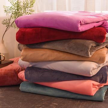 2020绒 床单 水晶绒床单 保暖绒床单 恩和家纺
