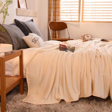 毛毯 金貂绒毯 法莱绒毯子恩和家纺