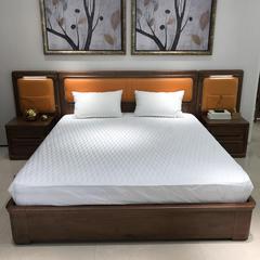 60长绒棉床护垫 150×200 白