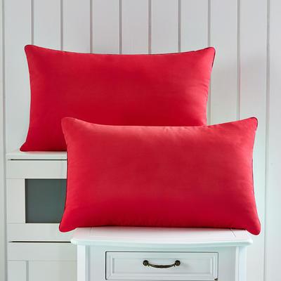 兴煌枕芯   彩色的青春舒适安神枕 红色