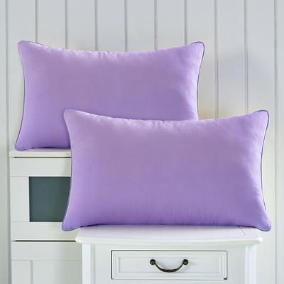 兴煌枕芯   彩色的青春舒适安神枕 浅紫色