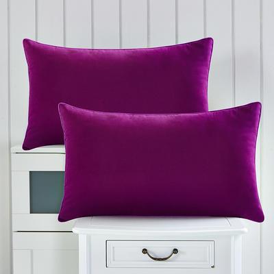 兴煌枕芯   彩色的青春舒适安神枕 深紫色