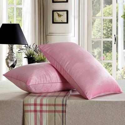 兴煌枕芯   水晶绒 舒适枕青春版 粉色