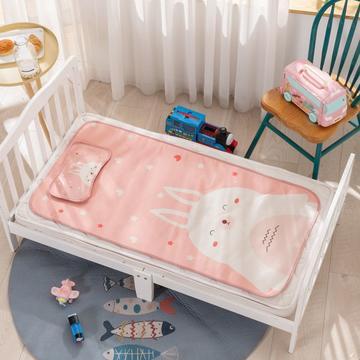 2021新款儿童冰丝凉席