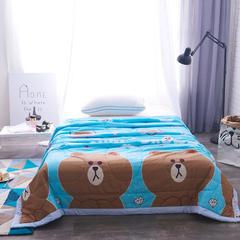棉生活系列夏被 150x200cm 1.8斤 清新生活