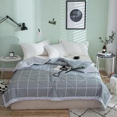 棉生活系列夏被 150x200cm 1.8斤 浮生闲