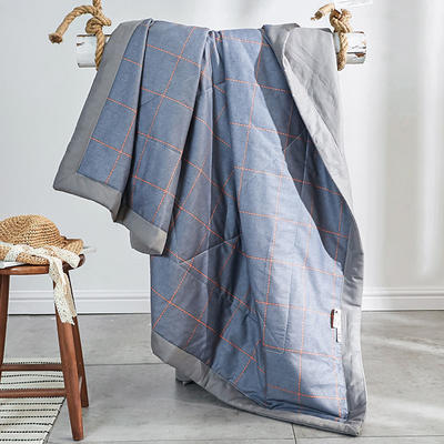 新疆棉花夏被 150x200cm 2.0斤 自由家