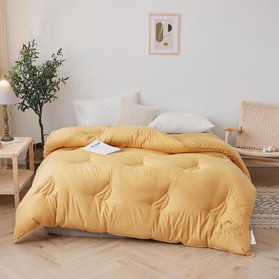 大豆纤维被 150x200cm  5斤 浩瀚黄