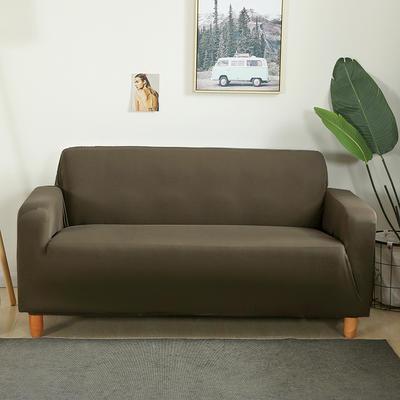 2020新款纯色沙发套 单人尺寸90-140cm 军绿