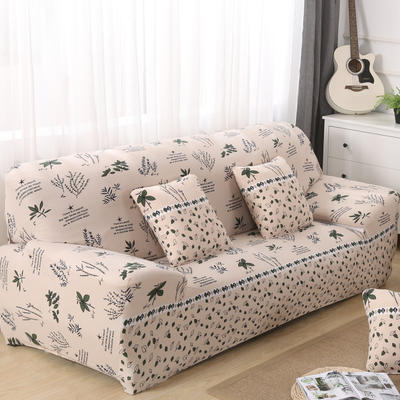 2020新款四季款印花沙发套 单人尺寸90-140cm 回忆