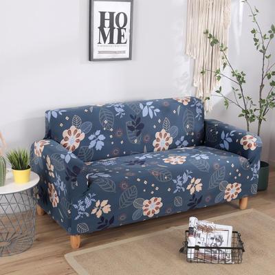 2020新款四季款印花沙发套 单人尺寸90-140cm 秘密花园