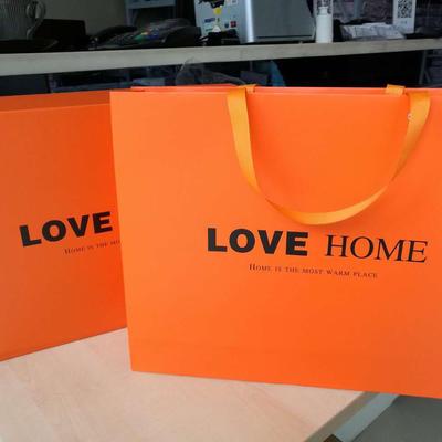 适合天丝、天丝提花、80臻绒的尺寸 适合天丝、天丝提花、80臻绒的尺寸 橘色LOVE礼盒