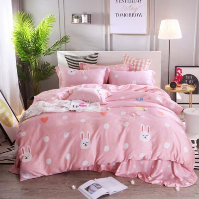 40天丝印花系列 2.2m(7英尺)床 可爱精灵