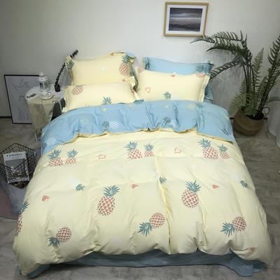 磨毛三件套 1.5m(5英尺)床 爱萝