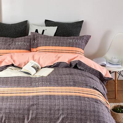 秋冬涂料磨毛系列 1.8m(6英尺)床 都市生活