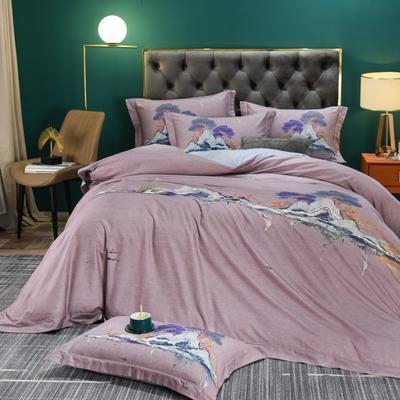 数码百支玺棉系列 2.0m(6.6英尺)床 意之