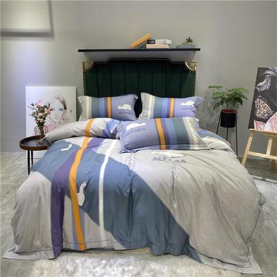 丽维茸系列 2.2m(7英尺)床 萌趣午后