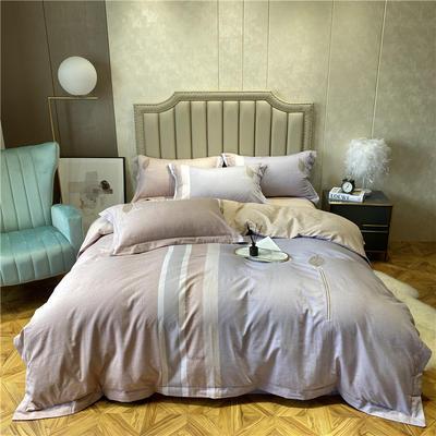 丽维茸印加绣系列 2.2m(7英尺)床 悦动年华