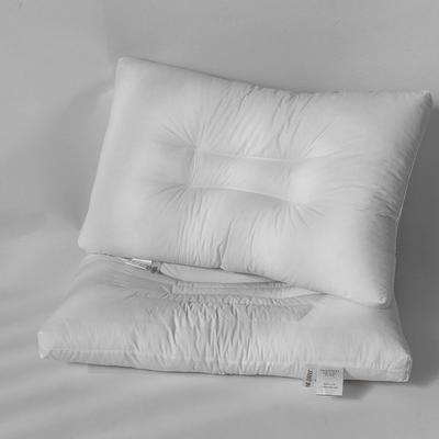 2020新款植物养护荞麦枕头枕芯(48*74cm/只) 白