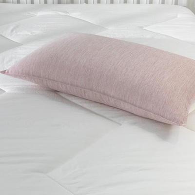 2020新款-抗菌舒睡枕 48*74cm 豆沙/只