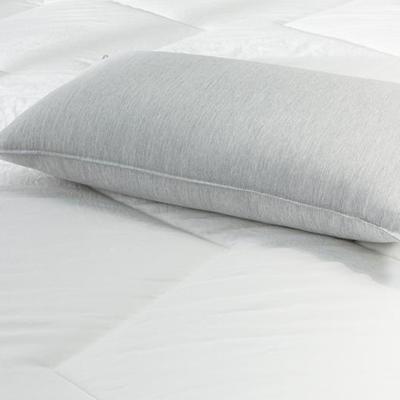 2020新款-抗菌舒睡枕 48*74cm 灰色/只