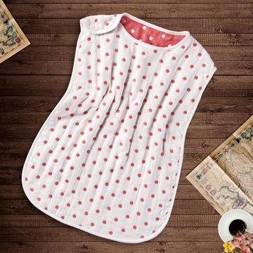 那里家纺     睡袋爬服     无袖睡袋红点