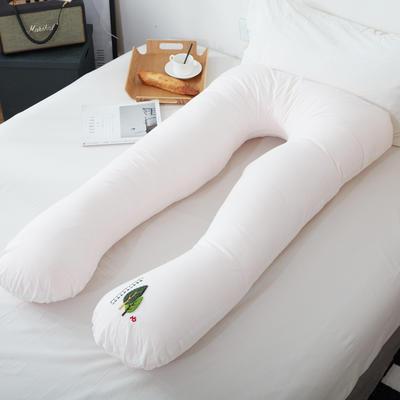 孕妇枕 135*75 奶白