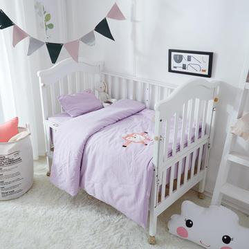 婴童床品套件 水洗棉系列多件套
