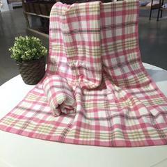格尚生活浴巾2件套 粉色