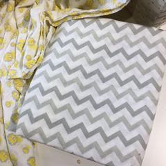 澳洲风精梳医用纱布盖被 150x200cm 随机款